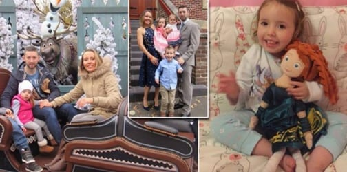 4-year-old with terminal illness is hoping for a Christmas miracle