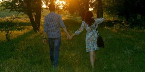 """Relationship expert shares his secret: """"Happy wife, happy life"""""""