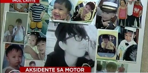 Tragic! 12-year-old boy dies in motorcycle accident in Cavite