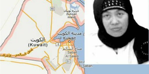 Filipino mother-of-two executed in Kuwait
