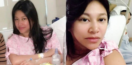 Rufa Mae Quinto rushed to hospital 8 months into her pregnancy