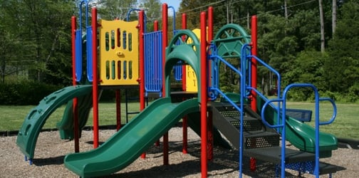 Playgrounds in Ilocos Norte hope to divert children from technology