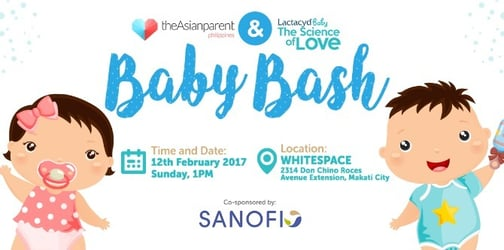 Mommies and daddies, don't miss out on the fun at our first Baby Bash for 2017!