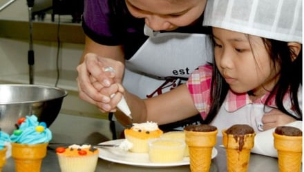 5 Benefits of baking with your kids