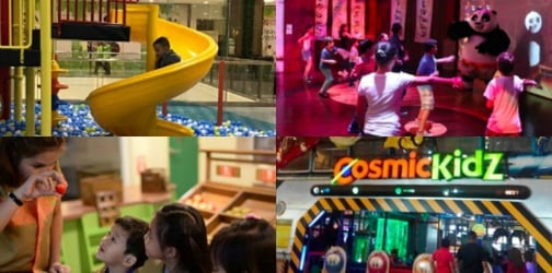 Manila mom guide: Where can moms take their kids to when they need a break?