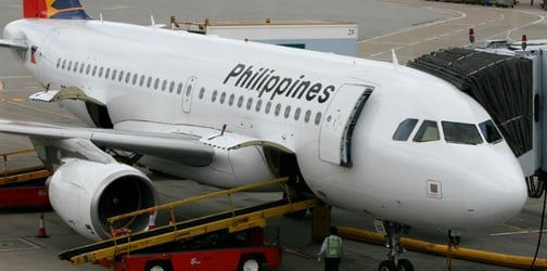 12-year-old Filipino boy kicked by Japanese national inside plane