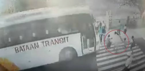 Mother and her 2 kids severely injured after being run over by speeding bus