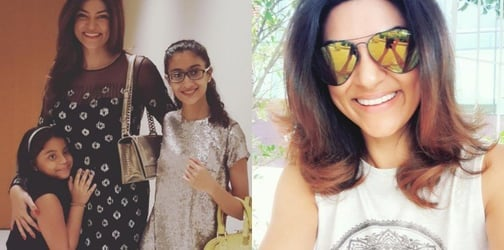 Sushmita Sen's 10-year legal battle to be able to adopt her second daughter