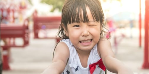 Does my child have Tourette Syndrome?