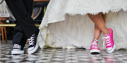 Top tips for getting married on a tight budget