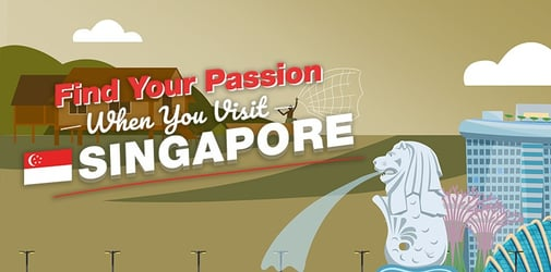 Help your kids discover their passions in the Lion City!