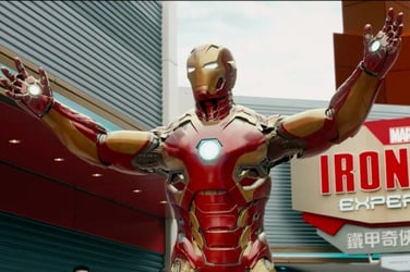 Iron Man fans are booking trips to Hong Kong – here's why.