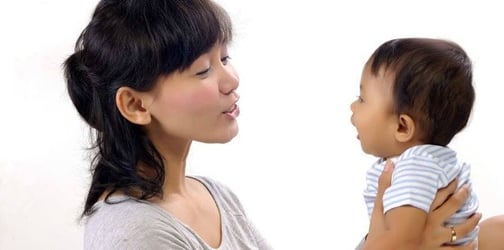 Track your baby's language development by noting these important milestones!