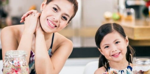 Single mom Bettina Carlos shares the tantrum-controlling technique that always works for her!