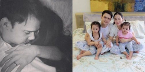 Patrick Garcia's wife Nikka opens up about losing their third baby