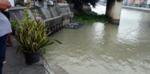 10-year-old girl that fell into the Pasig river still has yet to be found