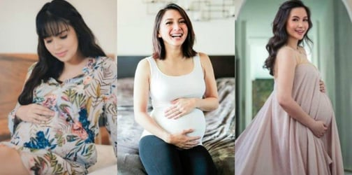 14 Celebrity moms who prove pregnancy makes a woman even more beautiful