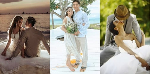5 Celebrity destination weddings that will make you want to say I DO all over again!