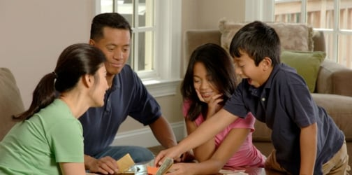 Do parents have to spend a lot of time with their kids?