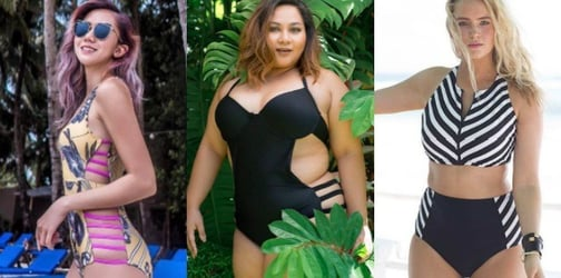 6 Types of swimwear that will hide your puson