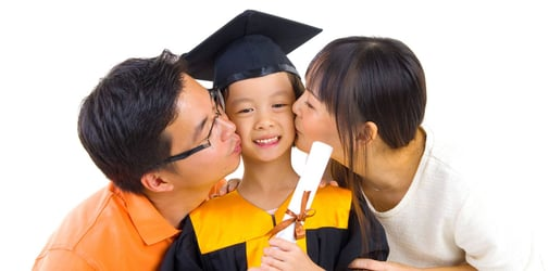 How I took the first step to prepare for my child's college education