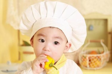 Teach your son to cook and help him excel in STEM subjects!