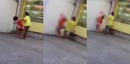 CAUGHT ON CAM: Cavite mom beating young daughter brought to authorities
