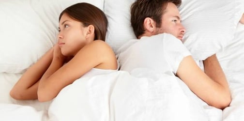 What are the most common problems that couples have when it comes to sex?