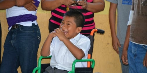 What is it like to be the parent of a differently-abled child?