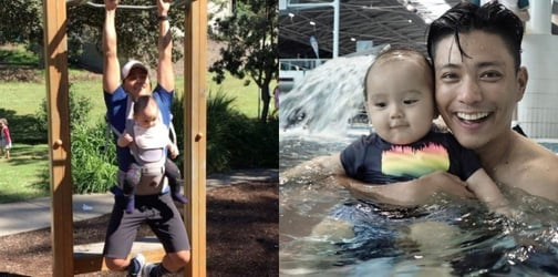 5 Reasons why Drew Arellano is a super adorable dad!