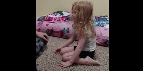 Tick bite leaves 3-year-old girl temporarily paralyzed