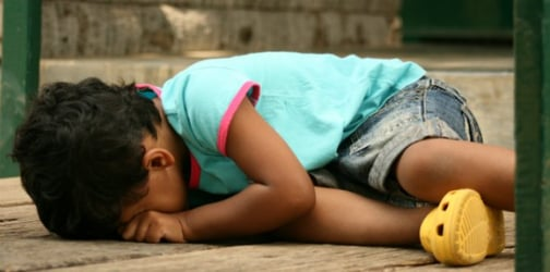 Defuse tantrums by asking your child this simple question