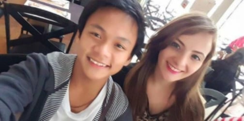 Teen actor Buboy Villar and American girlfriend are expecting their first baby