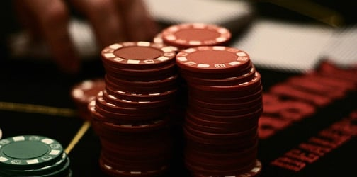 What can you do if your spouse is addicted to gambling?