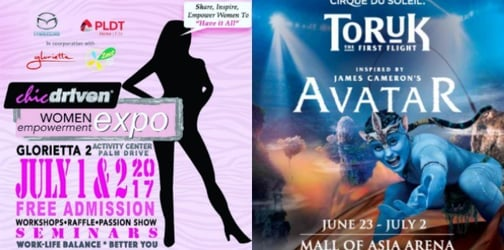 5 Family-friendly events to look forward to this July 2017