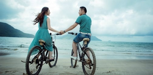 Kid-free vacations are good for your marriage!