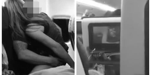 Inappropriate in-flight entertainment for kids? What would you do?