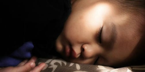Why having good sleep hygiene is important for your kids