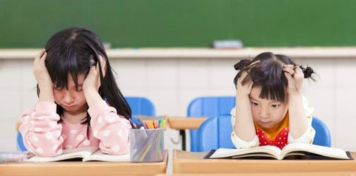 Is your child stressed? Here's how you can tell