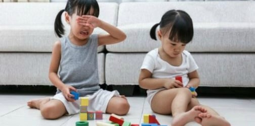 Your toddler doesn't care: why you shouldn't ask your child to say sorry