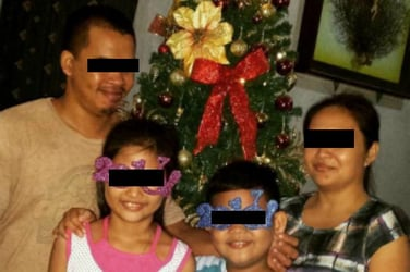 Father from Cebu kills wife and kids, shoots himself afterwards
