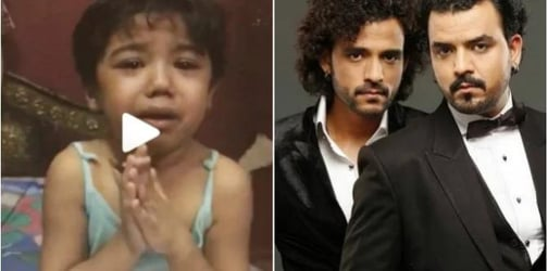 Remember this girl? She is actually the niece of THIS famous music director duo!