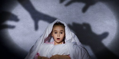 Nightmares and night terrors in kids: Do you know what to do?