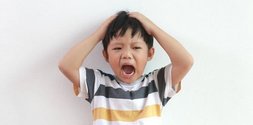 10 Reasons why having tantrums can be good for your child