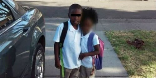 8-year-old boy dies trying to protect little sister from child molester