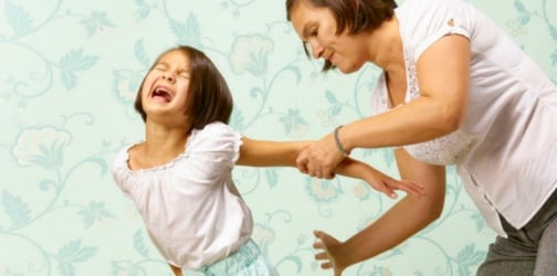 Instead of spanking your child, why not try doing these 3 things instead?