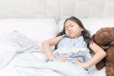When should your child go back to school after an illness?