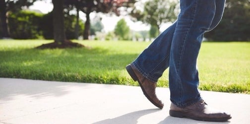 Cleaning your house and walking to work might be the secrets to a longer life!