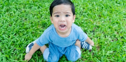 Toddler suddenly throwing tantrums? Here are 5 ways to deal with the terrible twos