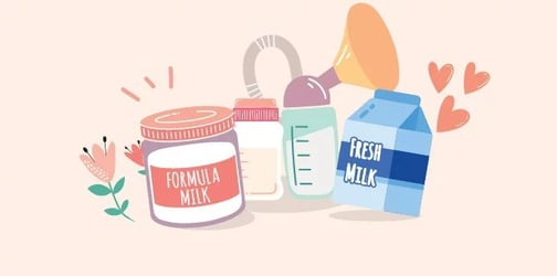 5 Things you didn't know about milk for your child